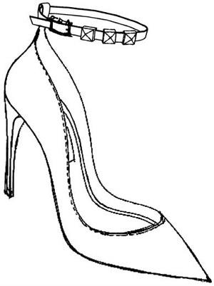 Как защитить дизайн обуви